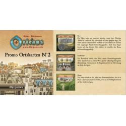 Orleans Promo Ortskarten Nr 2