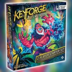 KeyForge Mass Mutation Two Player Star Set ENG