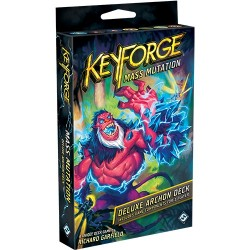 KeyForge Mass Mutation Deluxe Archon Deck ENG
