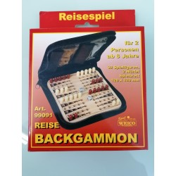 Backgammon Reisespiel