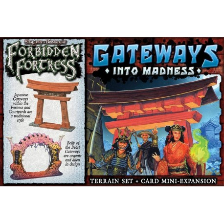 Shadows of Brimstone Forbidden Fortress: Gateways Into Madness