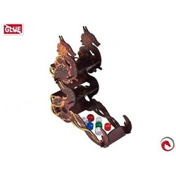 Dice Tower Firestarter Dragon (Black)