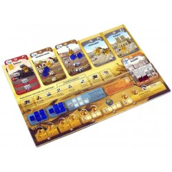 Board Game Mini Organizer: Through the Ages