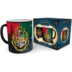 Zaubertasse Harry Potter - Hogwarts Wappen