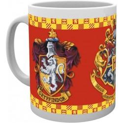 Tasse Harry Potter - Haus Gryffindor