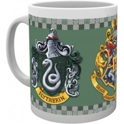 Tasse Harry Potter - Haus Slytherin