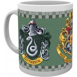Tasse Harry Potter - Haus Slytherin