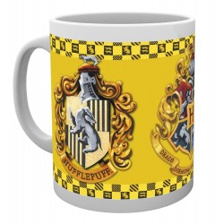 Tasse Harry Potter - Haus Hufflepuff