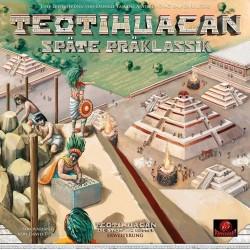 Teotihuacan Späte Präklassik Erweiterung