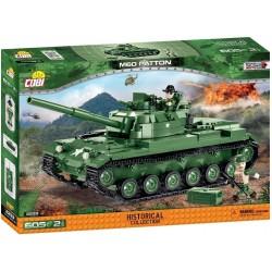 COBI 605 PCS VIETNAM WAR 2233 M60 PATTON