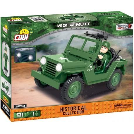 COB 75 PCS VIETNAM WAR /2230/ M151 A1 MUTT