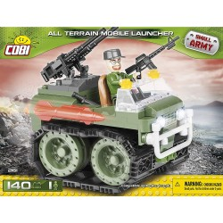 COB 140 PCS SMALL ARMY /2161/ ALL TERRAIN MOBILE LAU