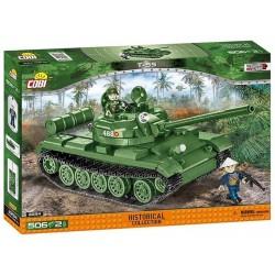 COB 515 PCS VIETNAM WAR /2234/ MEDIUM TANK T-55 (MBT)