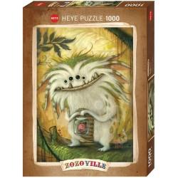 Puzzle Zozoville Veggie 1000T