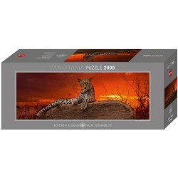 Puzzle Red Dawn Edition Humboldt 2000T