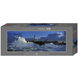 Puzzle Lighthouse Le Creach Edition Humboldt 1000T