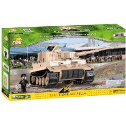 COB 550 PCS SMALL ARMY /2519/ TIGER I 131 THE TANK M