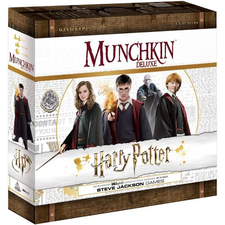 Munchkin Harry Potter Deluxe ENG