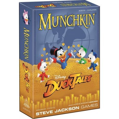 Munchkin Disney DuckTales