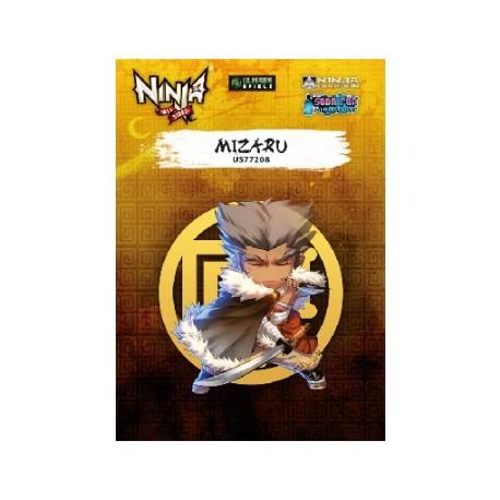 Ninja All-Stars Mizaru