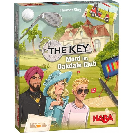 The Key Mord im Oakdale Club
