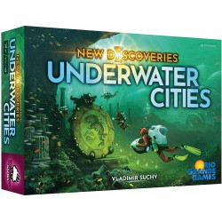 Underwater Cities New Discoveries Expansion EN