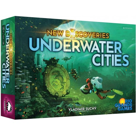 Underwater Cities: New Discoveries EXP EN