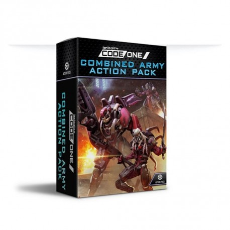 Infinity Combined Army: Shasvastii Action Pack