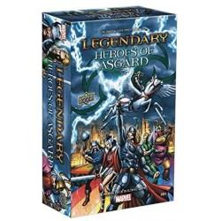 Legendary Heroes of Asgard A Marvel DBG Exp. EN
