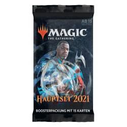 Magic the Gathering Core Set 2021 Draft Booster DE
