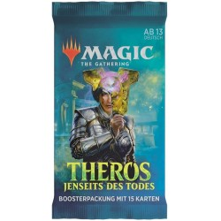 Magic The Gathering Theros Beyond Death Booster DE