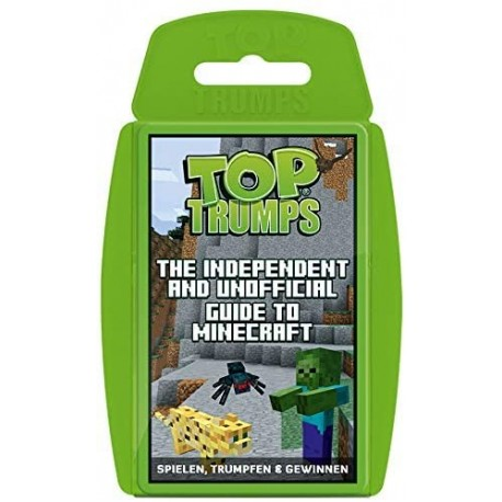 Top Trumps - Independent & Unofficial Guide to Minecraft