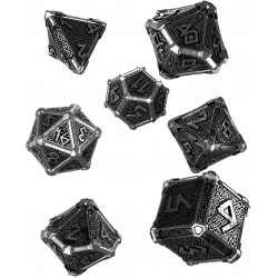 Metall Mythical Dice Set