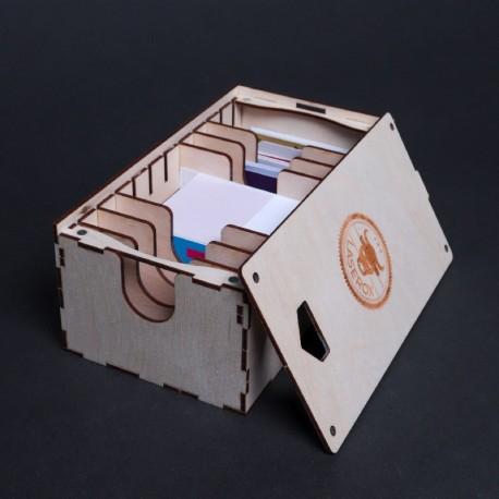 MagneBox Magnetic Card Holder Box