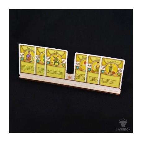 Card Holder Rail