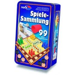 99iger-Spielesammlung