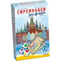 Copenhagen Roll & Write EN/DE/FR/NL