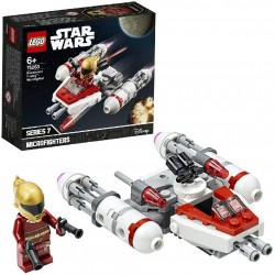 Lego Star Wars Widerstands Y-Wing Microfighter