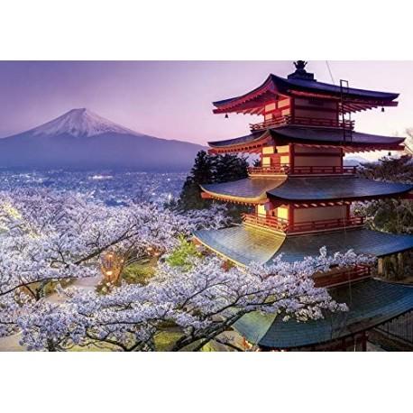 Puzzle Mount Fuji 2000T 16775