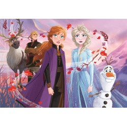 Rahmenpuzzle Frozen 2 15T
