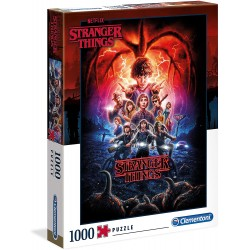 Puzzle STRANGER THINGS 2020 1000T