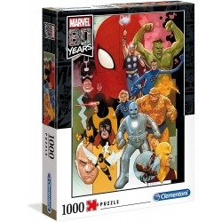 Puzzle MARVEL 80 Years 1000T