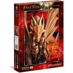 Puzzle ANNE STOKES Inner Strength 1000T