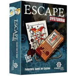ESCAPE Dysturbia Falsches Spiel im Casino