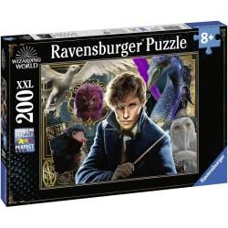 Puzzle Scamanders Fantastische Tierwesen 200T
