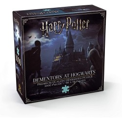 Puzzle Harry Potter Dementors at Hogwarts 1000T