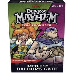 D&D Dungeon Mayhem Battle for Baldurs Gate