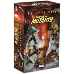 Marvel Legendary New Mutants DBG Expansion