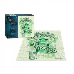Puzzle Harry Potter Floo Powder Speak Clearly 200T