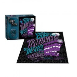 Puzzle Harry Potter The Knight Bus 200T